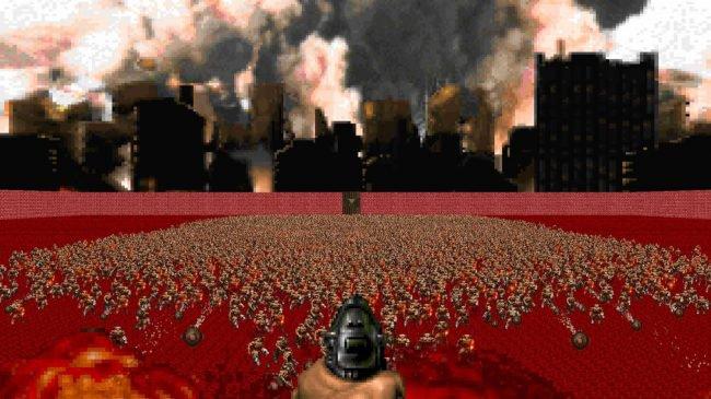 Фото - Искусственный интеллект создал уровни для Doom не хуже людей