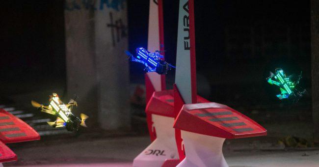 Фото - Гонки на дронах могут стать Олимпийским видом спорта