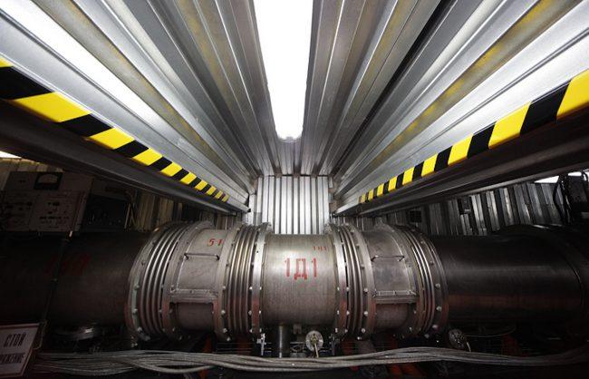 Фото - Первый эксперимент на коллайдере в подмосковной Дубне начался