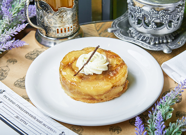 Фото - Рецепт для воскресного завтрака: яблочный «Тарт Татен»