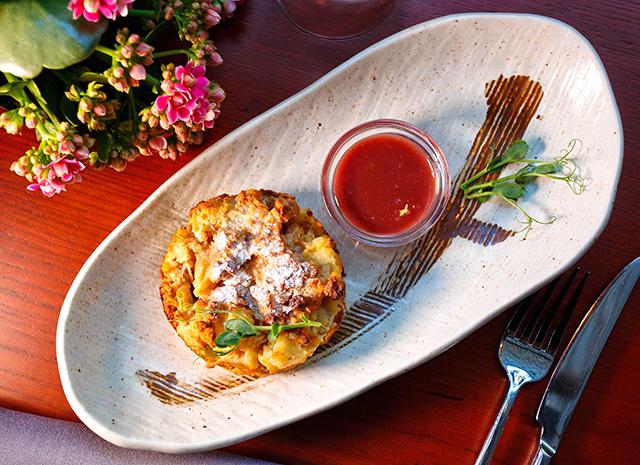 Фото - Рецепт для воскресного завтрака: грушевая запеканка с мюсли