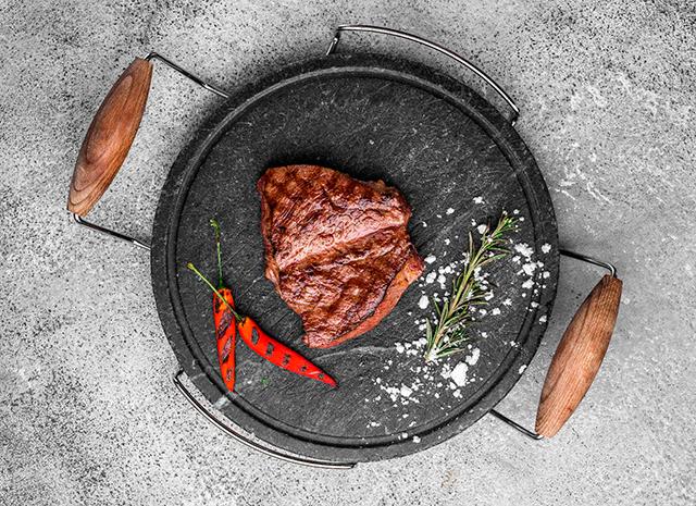 Фото - Мне бы мяса: стейк Трай-тип с соусом пири-пири