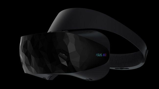 Фото - Asus выпустила гарнитуру смешанной реальности HC102