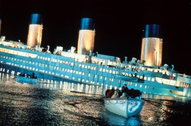 Фото - Китайцы строят аттракцион, который позволит посетителям пережить гибель «Титаника»