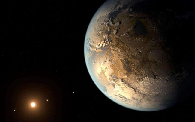 Фото - Обнаруженный «двойник» Земли заинтересовал астрономов