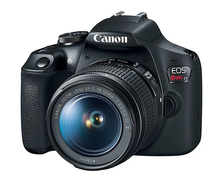 Фото - Зеркальный фотоаппарат Canon EOS 2000D рассчитан на начинающих пользователей»