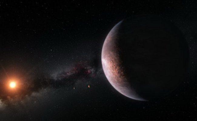 Фото - В планетарной системе TRAPPIST-1 может быть много воды