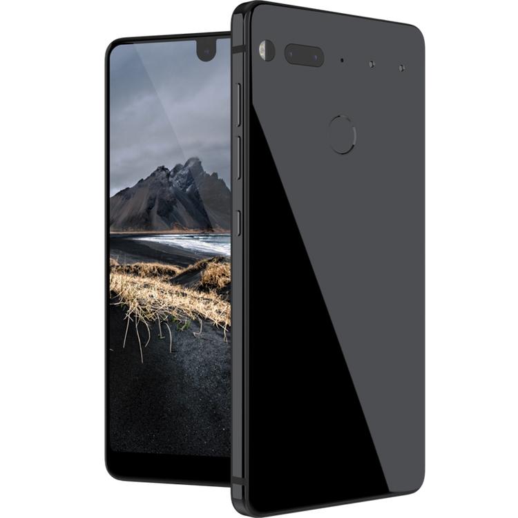Фото - Essential Phone: смартфон с необычным оснащением от создателя Android»
