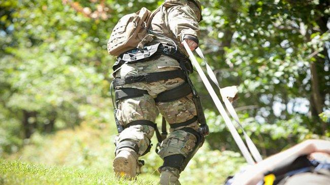 Фото - Экзоскелет от Lockheed Martin сделает американских солдат более выносливыми