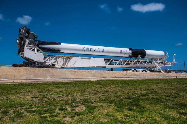 Фото - SpaceX собирается в очередной раз сотворить историю