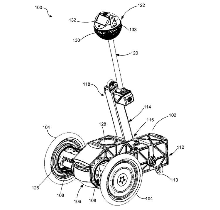 Фото - В Facebook проектируется робот с системой телеприсутствия»