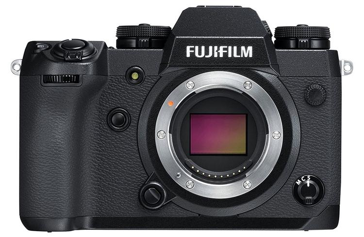 Фото - Дебют камеры Fujifilm X-H1: сенсор APS-C с 24 млн пикселей и 5-осная стабилизация»