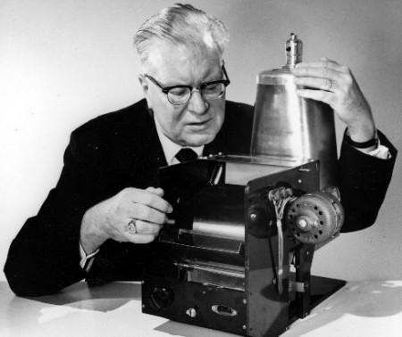 Фото - 1938 год. Принтер докомпьютерной эпохи