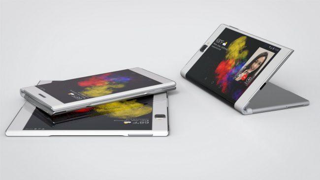 Фото - #видео | Lenovo вновь продемонстрировала свой гибкий планшет