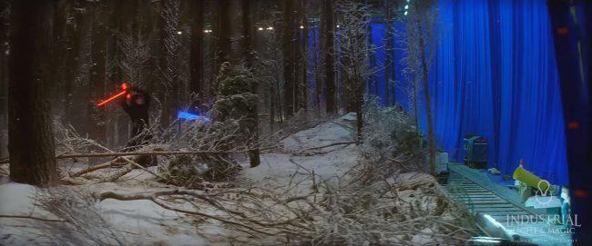 Фото - #видео | Как создавались спецэффекты для «Звездные войны: Пробуждение силы»