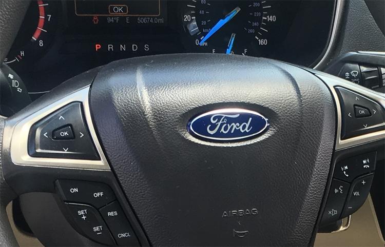 Фото - Раскрыты подробности о штатном комплексе безопасности Ford Co-Pilot360″