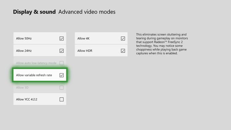 Фото - Крупное обновление Xbox One: 1440p, ALLM, Freesync, загрузка скриншотов и клипов в Twitter напрямую и другое»