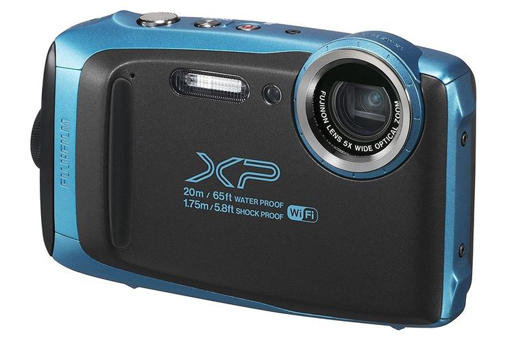 Фото - Fujifilm FinePix XP130: компактный фотоаппарат в защищённом исполнении»