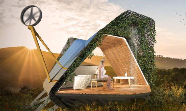 Фото - Как выглядят дома будущего для дачных участков технологической элиты
