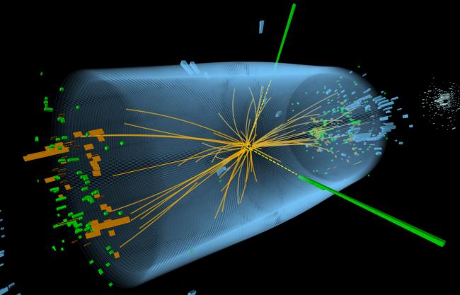 Фото - Ученые займутся поиском частиц, упущенных Большим адронным коллайдером