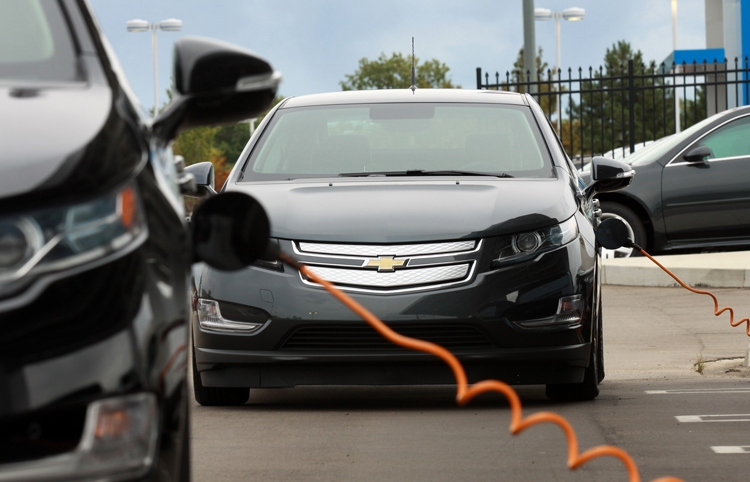 Фото - GM и Honda создадут батареи нового поколения для электромобилей»