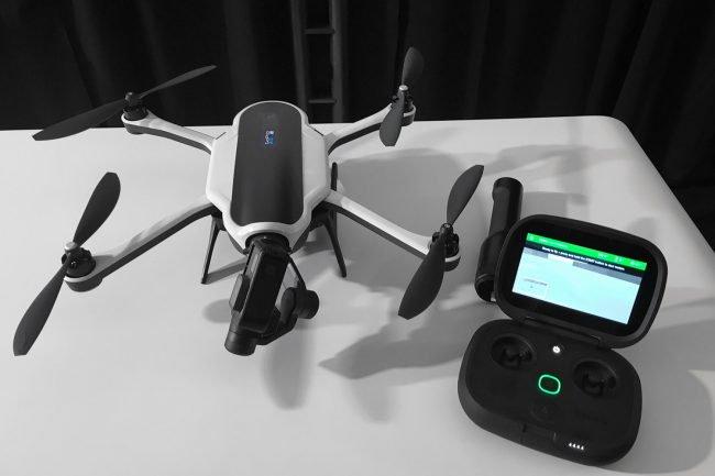 Фото - GoPro отзывает все дроны Karma