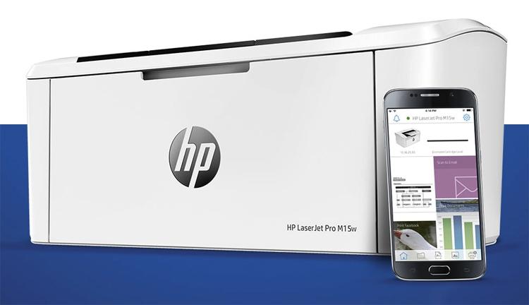 Фото - HP представила новые лазерные принтеры в небольшом форм-факторе»