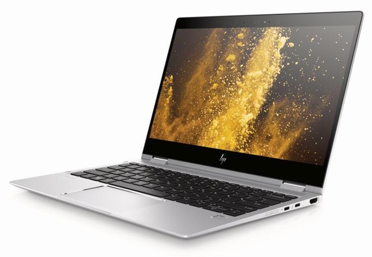 Фото - HP EliteBook x360 1020 G2: ноутбук-трансформер для бизнеса»