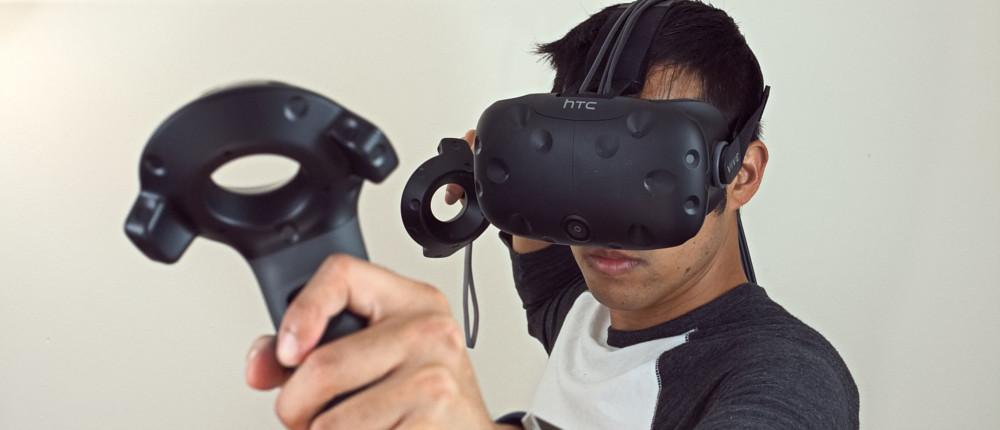 Фото - HTC объявила дату анонса новой версии шлема виртуальной реальности Vive