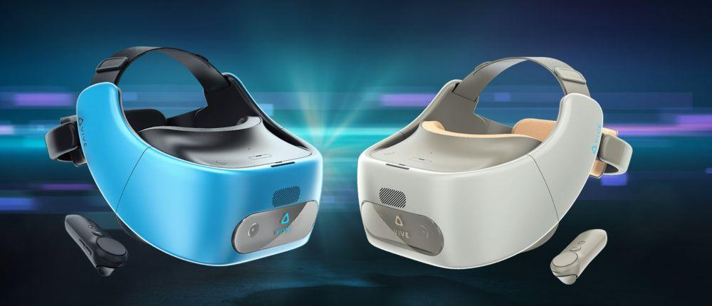 Фото - HTC выпустит автономную VR-гарнитуру Vive Focus на международном рынке