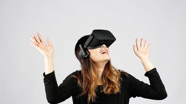 Фото - #видео | Зачем нужны реальные вещи, когда у вас есть VR-гарнитура?