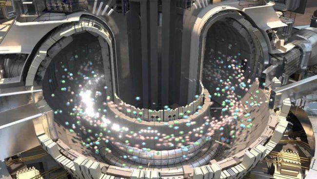 Фото - Российские ученые смоделировали поведение металла в термоядерном реакторе