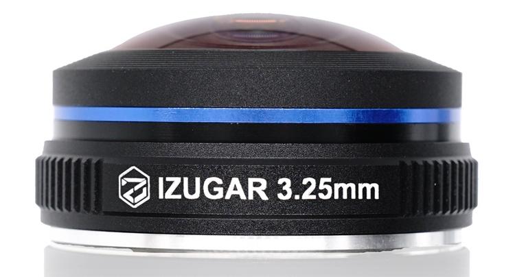 Фото - iZugar MKX22: объектив Fisheye для камер стандарта Micro Four Thirds»