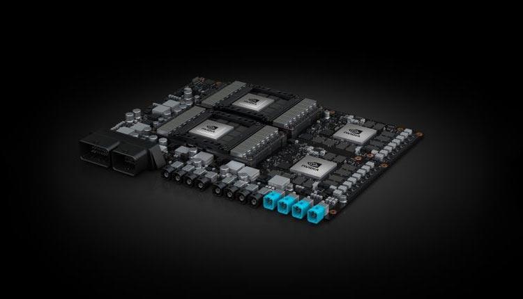 Фото - NVIDIA представила Drive PX Pegasus — платформу для автопилота нового поколения»