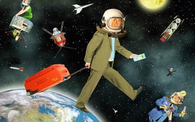 Фото - Российский частный космический туризм начнется в 2025 году