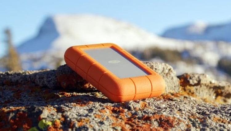 Фото - LaCie Rugged RAID Pro: внешний накопитель с ридером SD-карт»