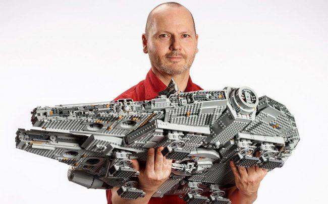 Фото - LEGO анонсировала модель «Тысячелетнего сокола» за 800 долларов