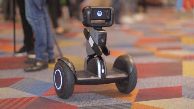 Фото - Робот-гироскутер появится в продаже этой весной