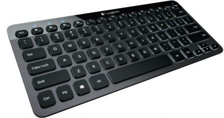 Фото - Logitech выпустила Windows 8-ориентированную Bluetooth-клавиатуру