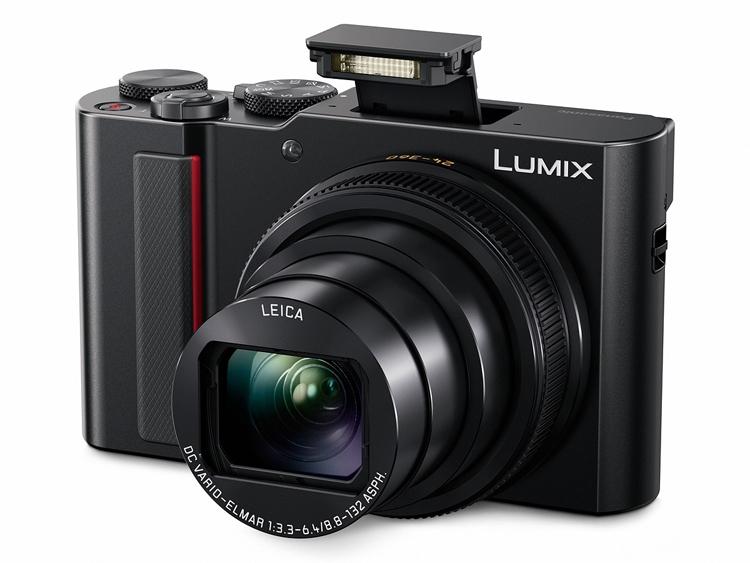 Фото - Компактная камера Panasonic Lumix DMC-ZS200 получила 15-кратный оптический зум»