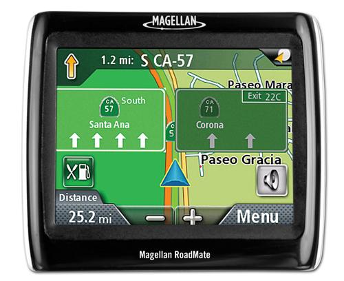 Фото - Magellan представила три GPS серии RoadMate