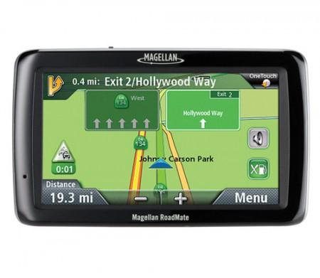 Фото - RoadMate 3065 — новый GPS-навигатор от Magellan