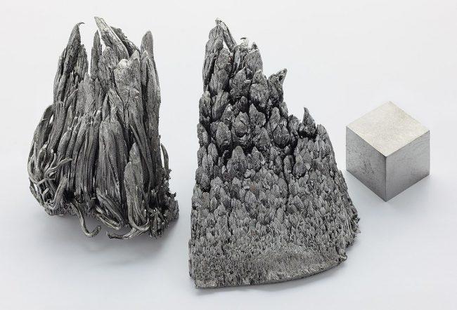 Фото - В Японии нашли «почти бесконечные» запасы редкоземельных элементов