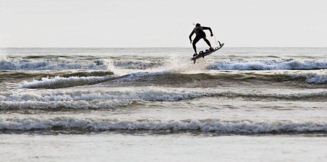 Фото - Mako — доска для сёрфинга с реактивным двигателем