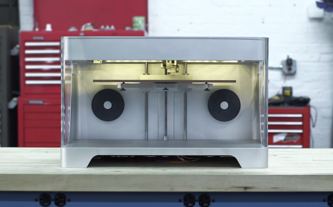 Фото - Создан 3D-принтер, способный печатать углеволокном