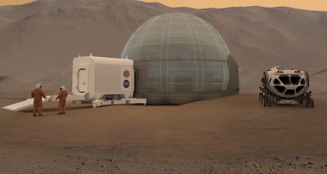 Фото - NASA официально признало, что у них нет денег на отправку людей на Марс