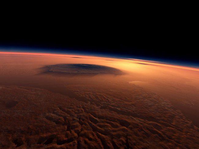 Фото - Понаехали тут! Марс, оказывается, не близкий сосед Земли