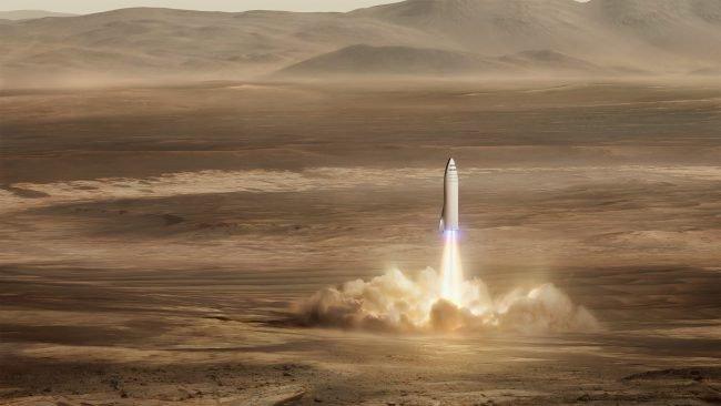 Фото - Почему люди не должны колонизировать Марс: мнения экспертов