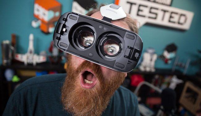 Фото - Виртуальная реальность уверенно набирает популярность