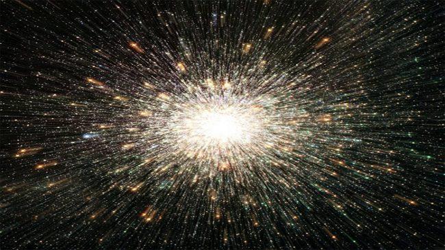 Фото - Отскок Вселенной: противоположность Большому Взрыву